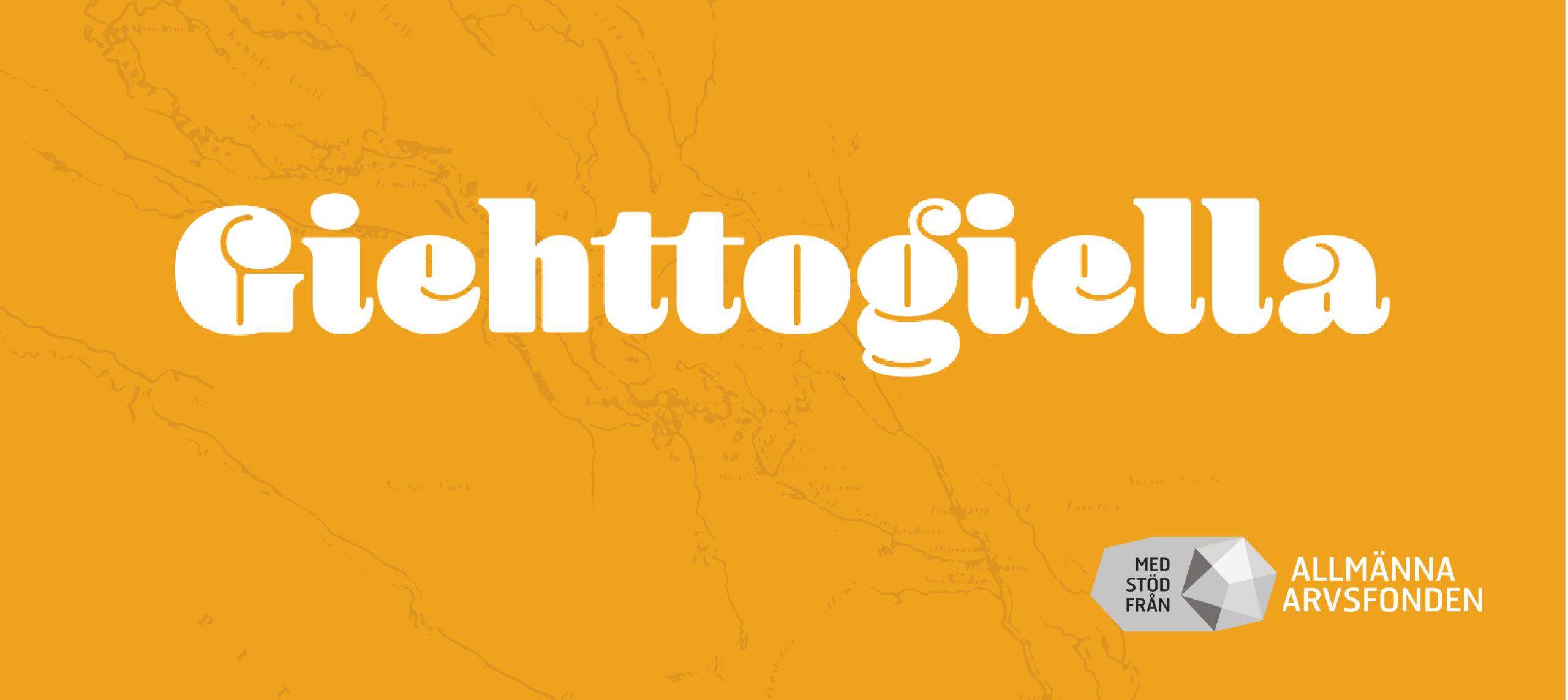 Logotyp Giehttogiella
